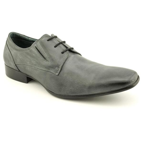 Steve Madden Men's 'Siracha' Leather Dress Shoes (Size 9)