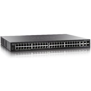 Cisco SG300-52P 52 Ports Yes Layer 3 - PoE Switch