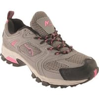 A'Rock Women's Brazen Black/Dark Grey/Pink Shoes