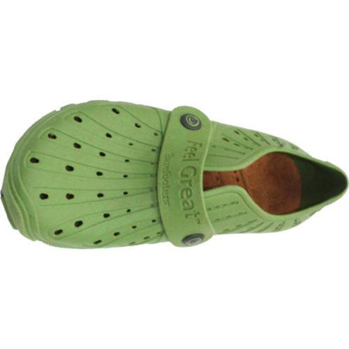 Barefooters Classic Sea Green Cork