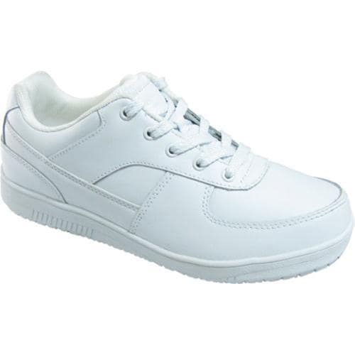 s genuine grip footwear slip resistant athletic white