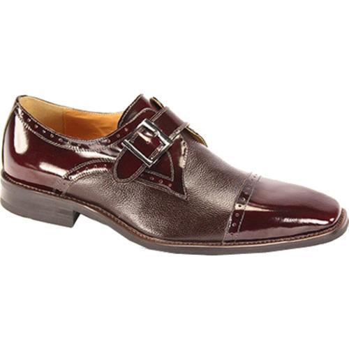 Men's Giorgio Venturi 6298 Burgundy Polished Leather