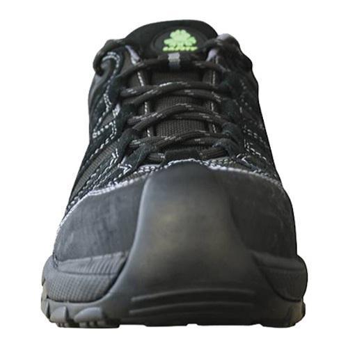 Men's Dawgs Ultralite 3in Flex Composite Toe Safety Shoe Black Cow Suede/Nylon