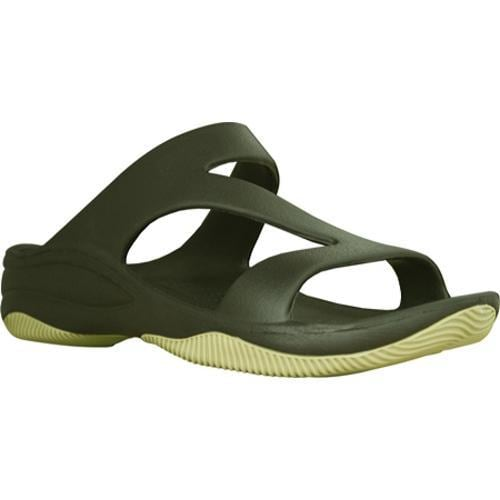 23167b1c4de8 Shop Women s Dawgs Z Sandal Rubber Sole Olive Green Sage - Ships To ...