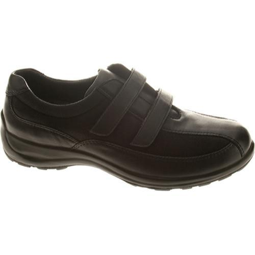 Women's Fly Flot Contessa Black Leather/Ultra Suede