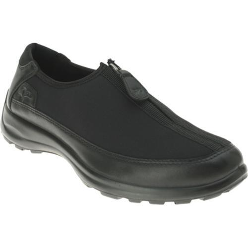 Women's Fly Flot Glory Black Leather/Textile