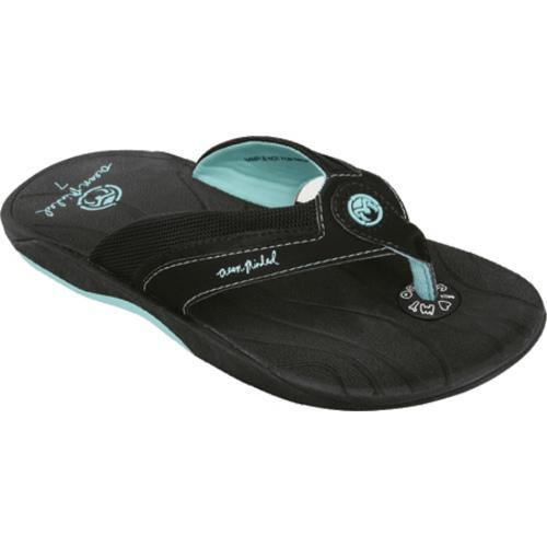 f9178a2fb71a Thumbnail Women  x27 s Ocean Minded by Crocs Seaweed III Flip-Flop Black