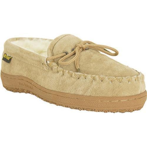 Women's Old Friend Loafer Moc Chestnut/White