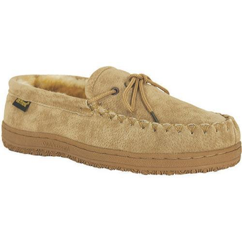 Old Friend Men's Chestnut/Stony Moccasin Loafer
