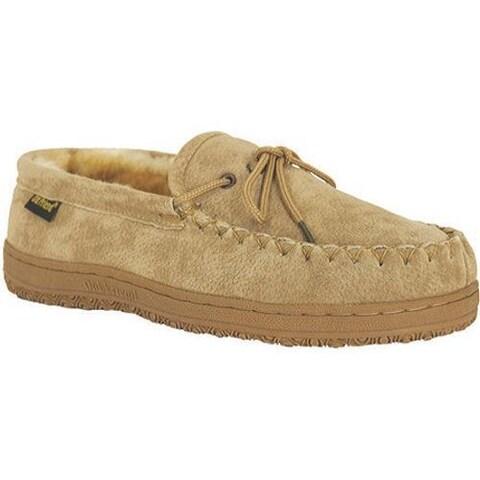 Old Friend Men's Chestnut/Stony Moccasin Loafer