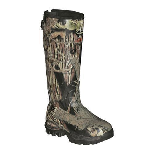 Men's Pro Line Insulated Rubber Boot 18in Mossy Oak® Break Up™ Rubber