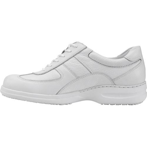 Men's Pro-Step Armstrong White Leather