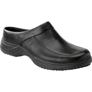 Men's Pro-Step Brandon Black Leather