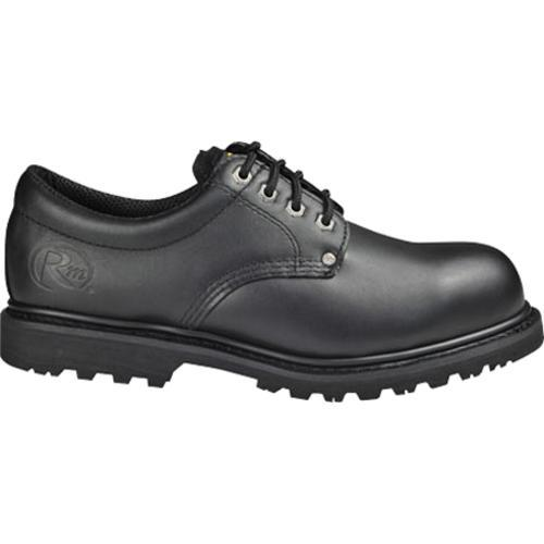 Men's Roadmate Boot Co. 403 4in Oxford Black Oil Full Grain Leather