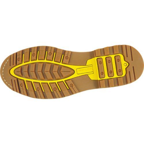 Men's Roadmate Boot Co. 647 6in Padded Collar Work Boot Steel Toe Honey Nubuck - Thumbnail 1