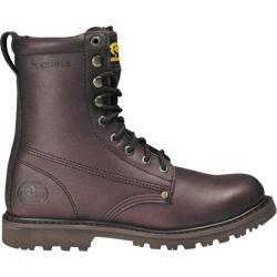 Men's Roadmate Boot Co. 810 8in Work Boot Moondance Oil Full Grain Leather (More options available)