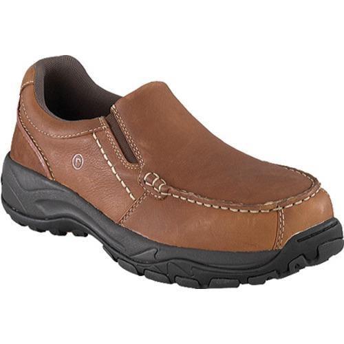 Men's Rockport Works RK6748 Tan Full Grain Leather