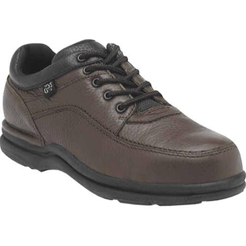 Men's Rockport Works World Tour ST Brown Leather