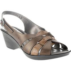 Women's Spring Step Adorable Bronze Leather