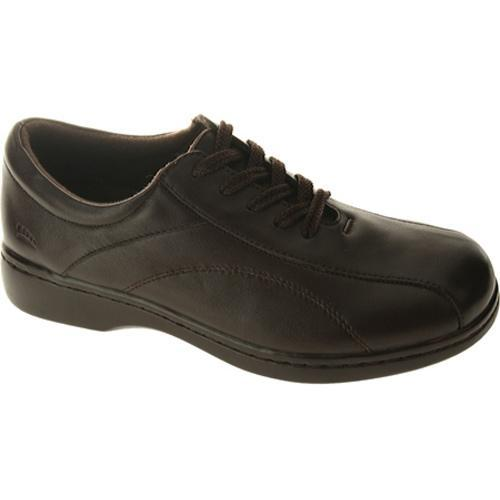 Women's Spring Step Amsterdam Brown Leather