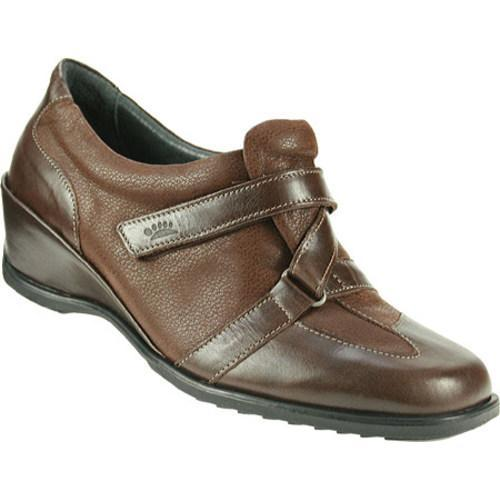 Women's Spring Step Avalon Brown Leather