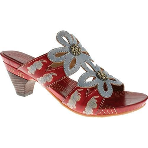 Women's Spring Step Carlina Grey Leather