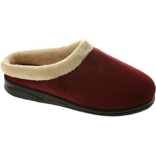 Women's Spring Step Ivana Bordeaux Micro Suede