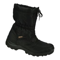 Women's Spring Step Lucerne Black Nylon