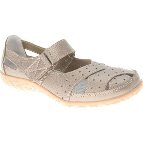 Women's Spring Step Streetwise Bronze Leather