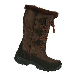 Women's Spring Step Zurich Brown Nylon