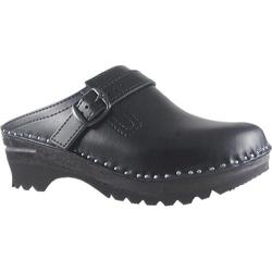 Women's Troentorp Bastad Clogs Donatello Black