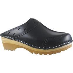 Women's Troentorp Bastad Clogs Durer Black