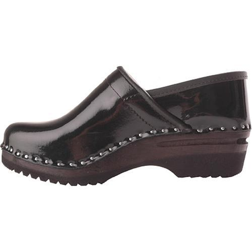 Men's Troentorp Bastad Clogs Van Gogh Black