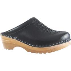Women's Troentorp Bastad Clogs Wright Black