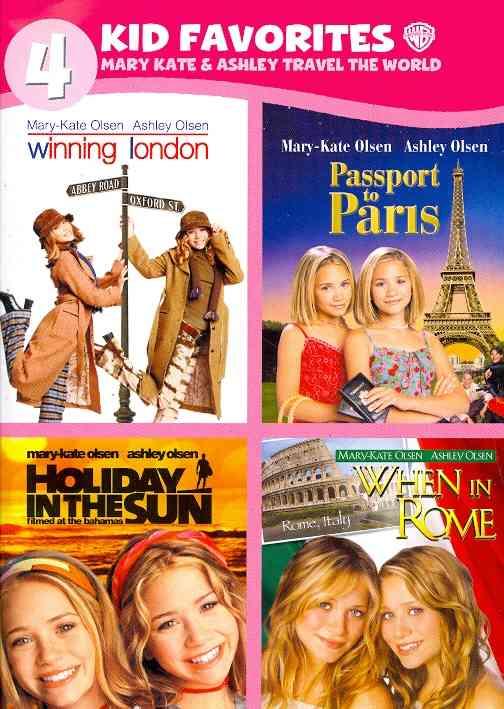 Mary-Kate & Ashley Travel the World (DVD)