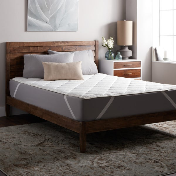 Shop Select Luxury Dream Quilted Foam And Fiber Mattress