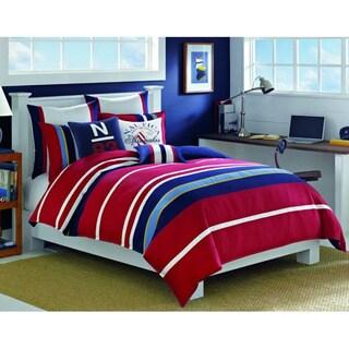 Nautica Brant Point Cotton 3-piece Comforter Set