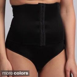 Fullness Women's Waist Cincher Bottom Booster