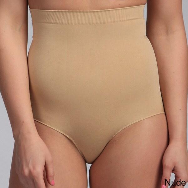 1ff28d4f26351 Shop Fullness Women s  Valencia  Seamless Highwaist Bikini Shapewear ...