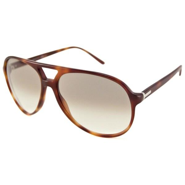 Gucci Men's GG1026 Aviator Sunglasses