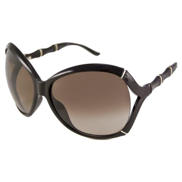 Gucci Women's GG3509 Rectangular Sunglasses