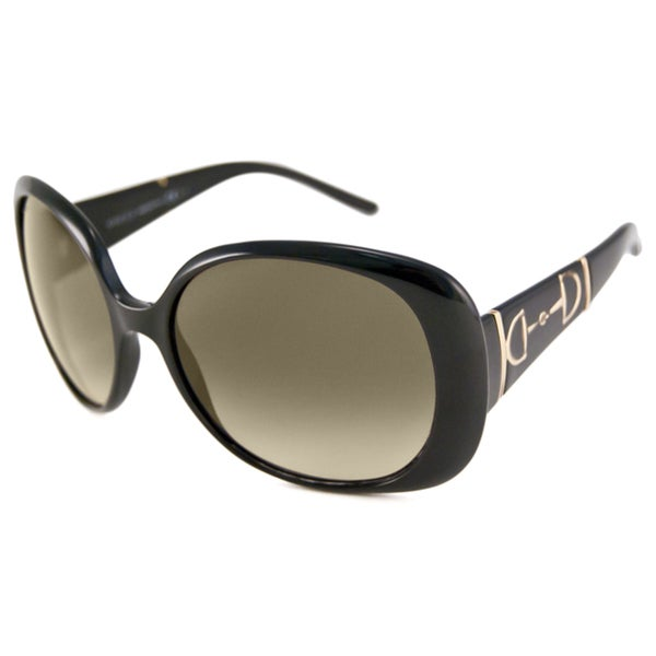 Plastic Gucci Women's GG3536 Rectangular Sunglasses