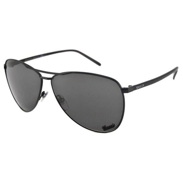Gucci Women's GG4209 Aviator Sunglasses