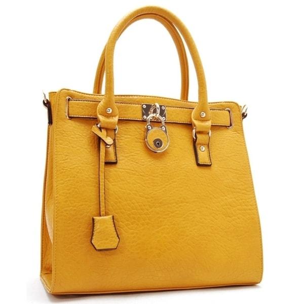 Ann Creek Women's 'Moderna' Satchel Bag