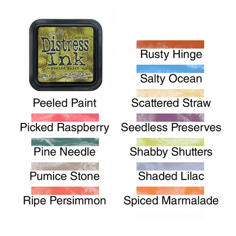 Tim Holtz Distress Ink Pad