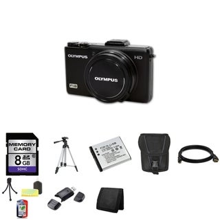 Olympus XZ-1 10MP Digital Camera with 8GB Bundle