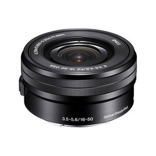 Sony 16-50mm f/3.5-5.6 OSS Alpha E-mount Retractable Zoom Lens (New Non Retail Packaging)