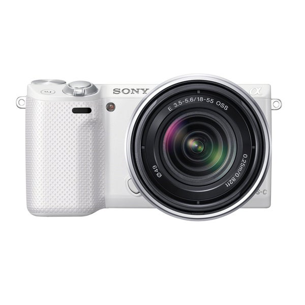 Sony Alpha NEX-5R Mirrorless Digital Camera (Body Only)