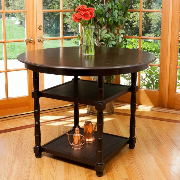 Christopher Knight Home Pinot Acacia Wood Dining Table Free Shipping