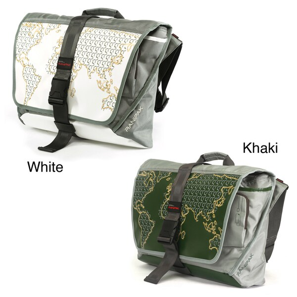 Ranipak Durable Graphic Laptop Messenger Bag